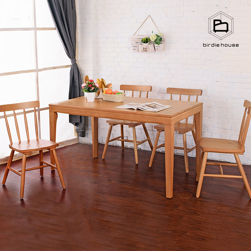 泰德餐桌椅組
